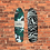 Thumbnail: SIGNATURE CROW AND CROWN MINI KICKTAIL DECK WITH CAMO GRIP