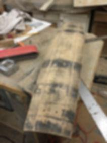 Woodz Whiskey Barrel Board
