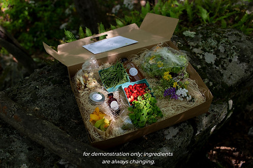 Wild Box (for delivery Thursday, August 20th)