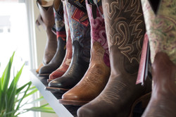 Boots and shoes repair and sales