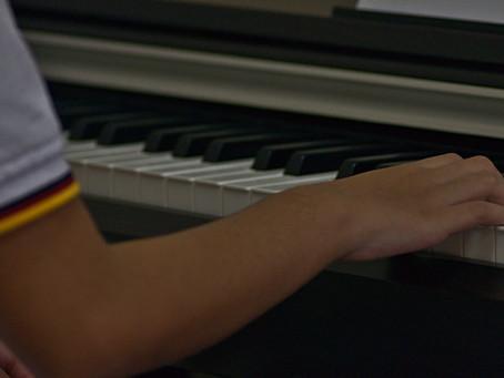 Más allá del piano