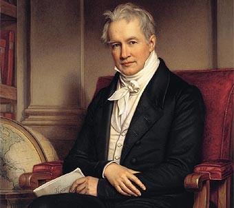 Conozcamos a Alexander von Humboldt