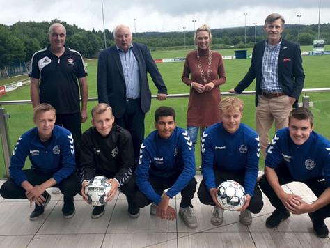10 Jahre Bundesfreiwilligendienst beim Buchholzer FC