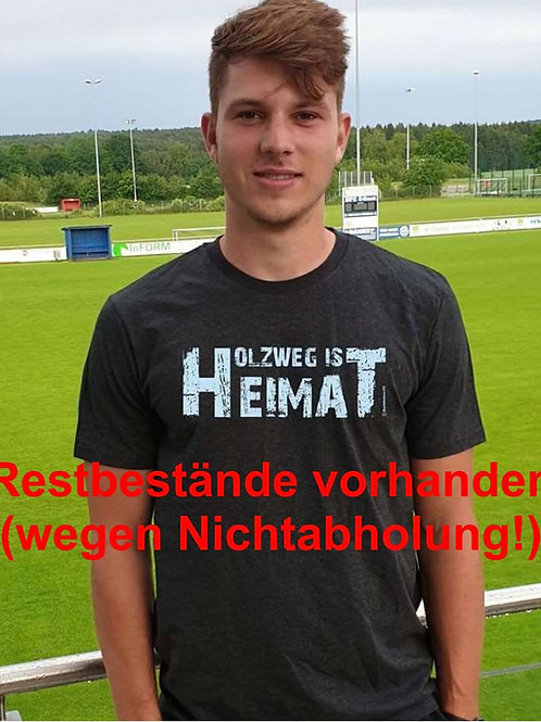 """T-Shirt """"Holzweg ist Heimat"""""""