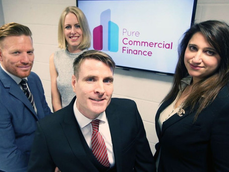 CASE STUDY - Pure Commercial Finance