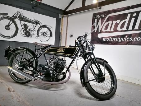 CASE STUDY - Wardill Motorcycles