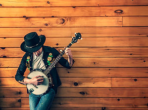 Acoustic stock music for advertising and film