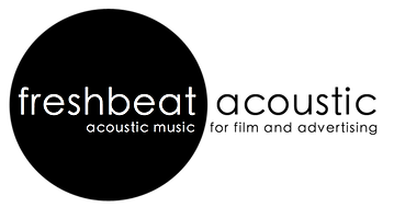 Acoustic stock music for film and advertising