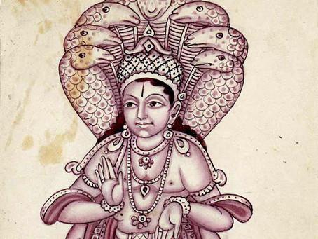 Yogasūtra I.1- atha yogānuśāsanam