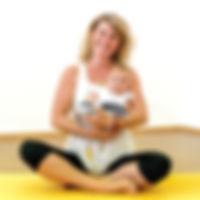 Yoga balance Marta Foudová