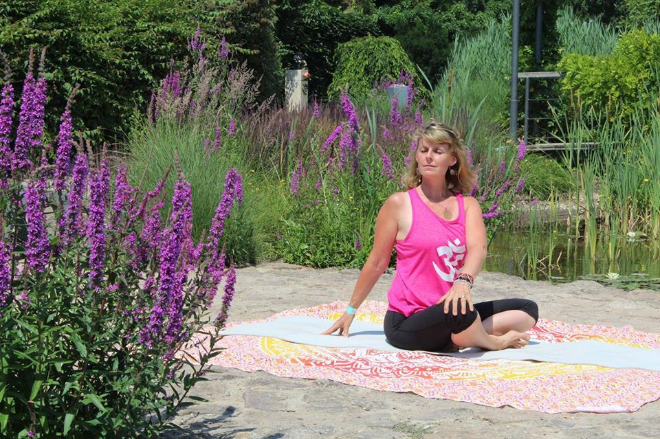 Harmonická balanční jóga   Marta