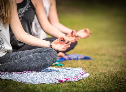 Litoměřické ÓM - město prozářil jógový festival