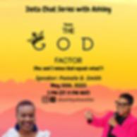 The God Factor - Flier.png