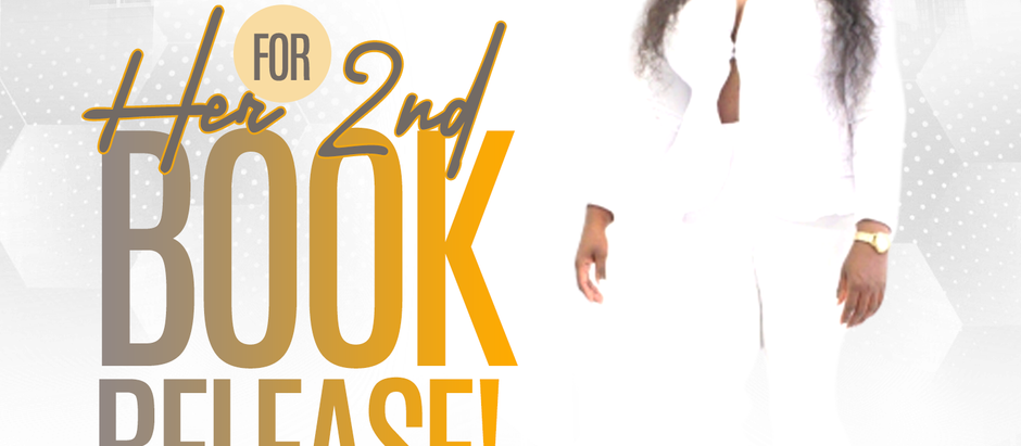 Author Nichelle Goree 2nd Book Release