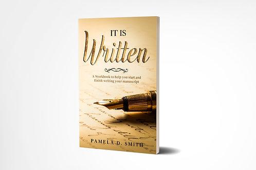 IT IS WRITTEN Writing Workbook