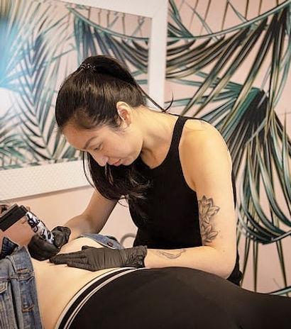Vancouer Tattoo Artist | Studio | Art | Jamie Kan