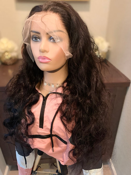 BODY WAVE LACE FRONTAL WIG 150% DENSITY
