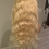 Thumbnail: 613 Frontal Lace Front Wig180% Density