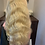 Thumbnail: 613 Body wave Frontal Lace Front Wig 200%