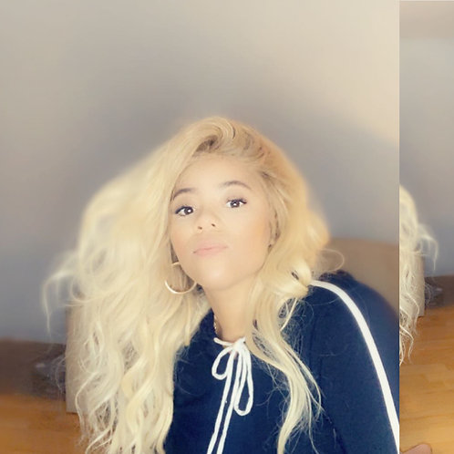 #613 Full lace wig