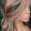 Thumbnail: #4/27 Straight Highlight Lace Frontal Wig