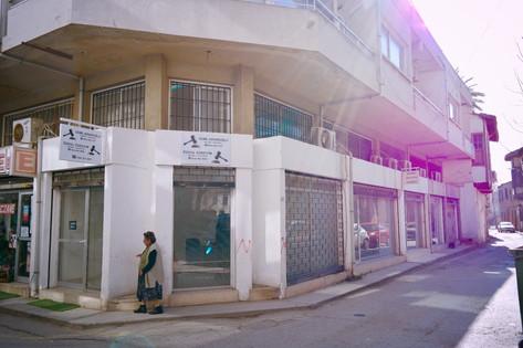 """Obwohl Nikosia/Lefkosia nicht besonders groß ist, bleiben viele Menschen auf ihrer Seite der Stadt. Einfach aus Verunsicherung. Manchmal auch weil sie keinen Bedarf sehen, die """"andere Seite"""" kennenzulernen."""
