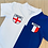 Thumbnail: 50:50 Shield Jersey England + France