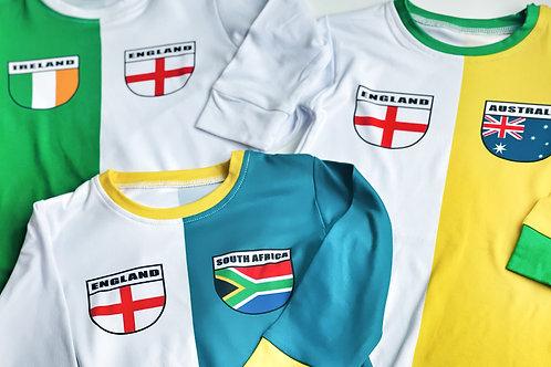 50:50 Babygrow  South Africa+ England