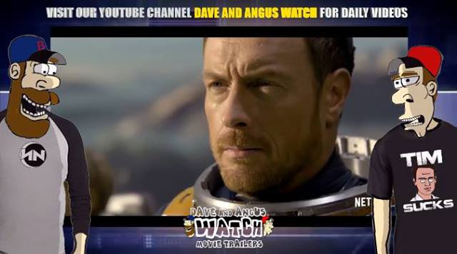 D&A WATCH - TRAILERS - LOST IN SPACE