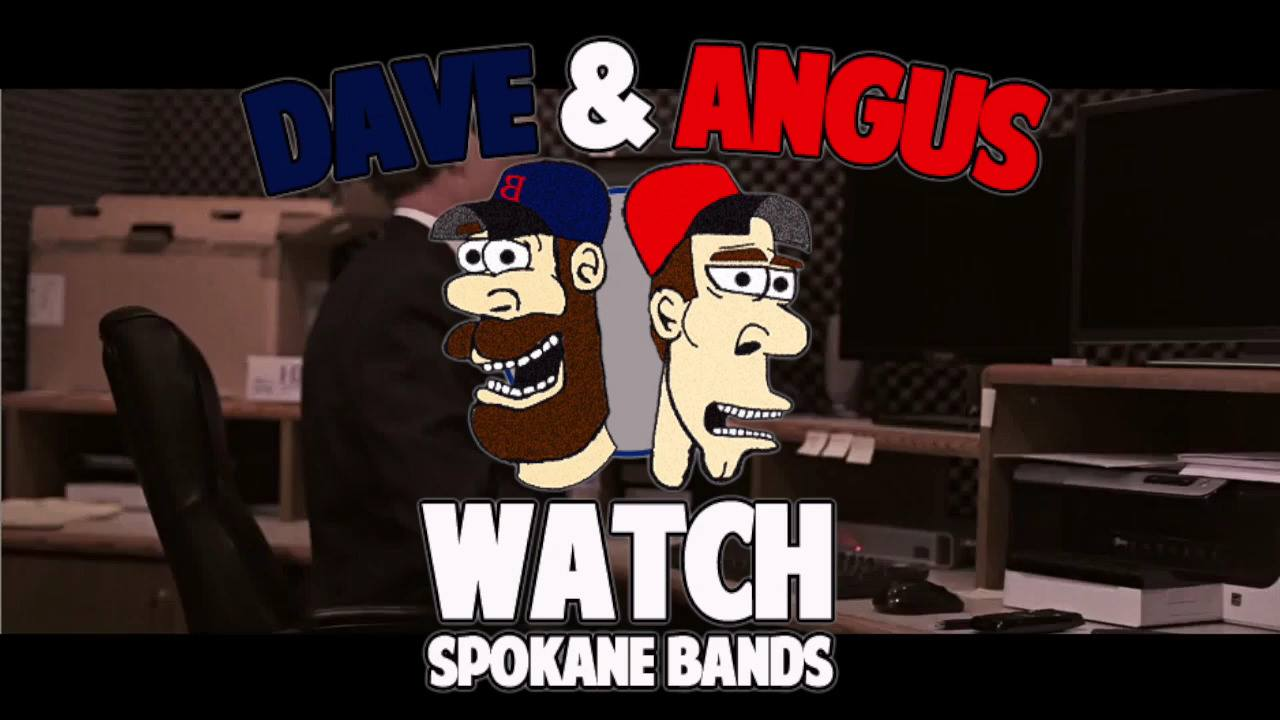 Dave and Angus Watch Spokane Bands - Beyond Today