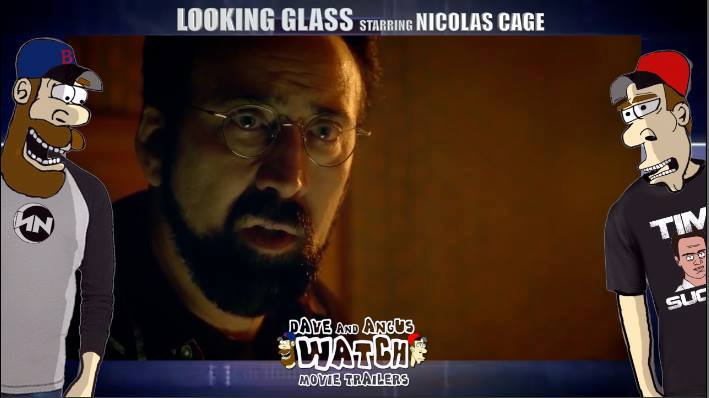 D&A WATCH - MOVIE TRAILERS - LOOKING GLASS
