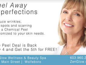 Peel Away Imperfections with a Customized Chemical Peel