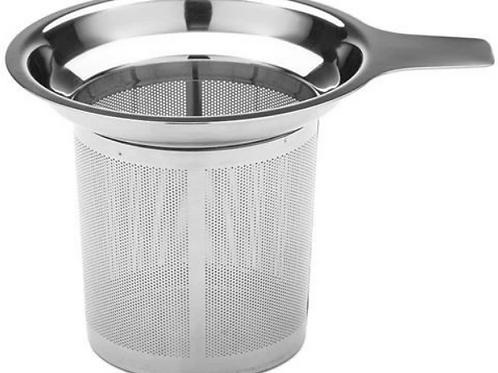 Stainless Steel Tea Strainer Cup
