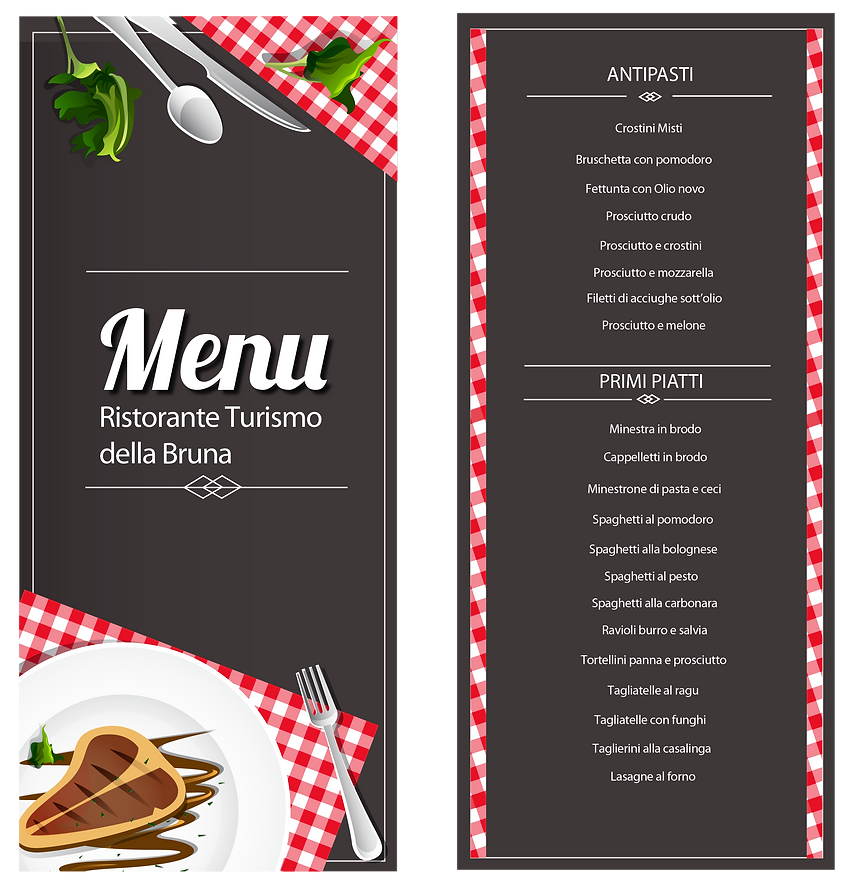 ristorante turismo della bruna
