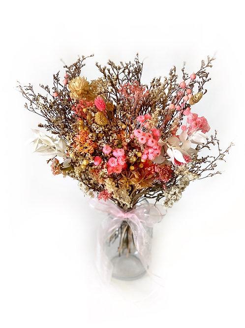 Pastel Pink Bridal Bouquet