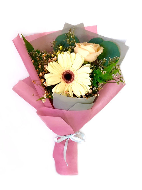 Rose and Gerbera Bouquet