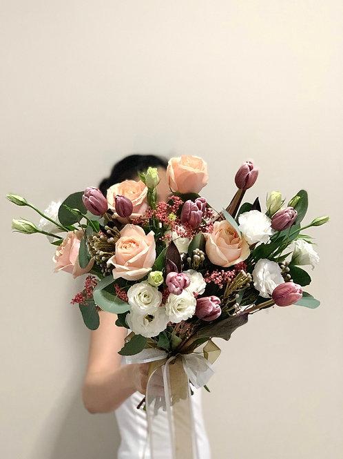 Brownie Tulip Bouquet
