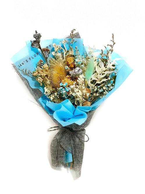 Thistle Bouquet