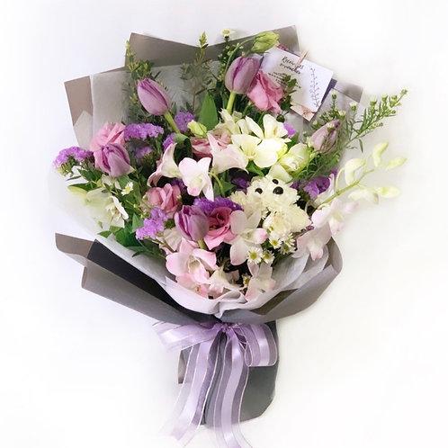 Upsize Puppy Bouquet