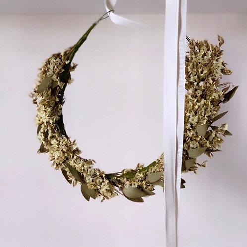 Limonium Floral Crown