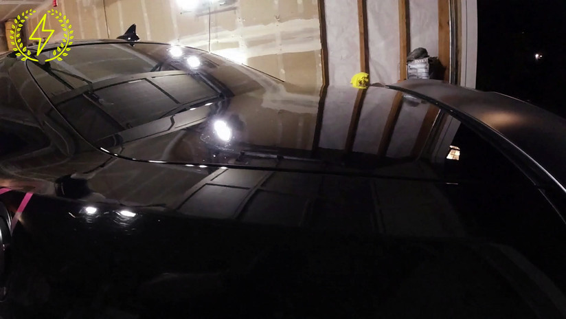 Challenger Paint Correction