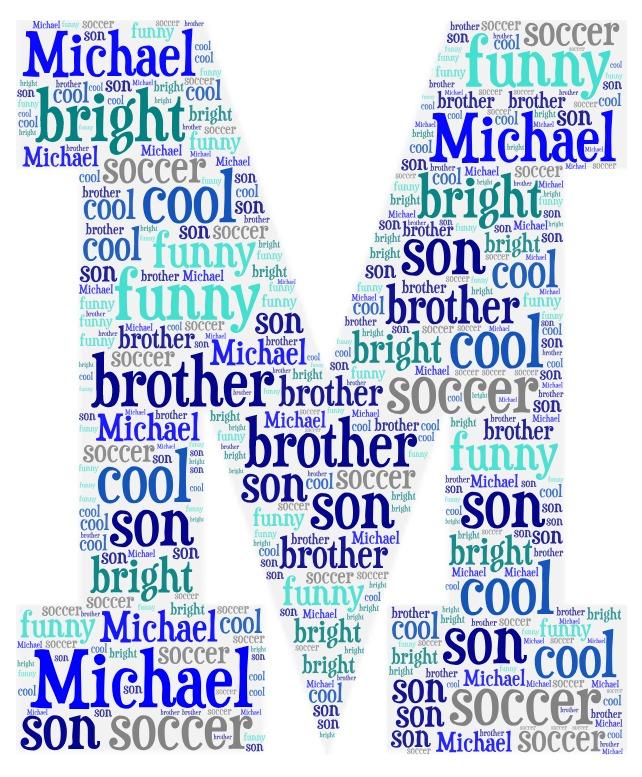Word Art 48 Letter