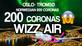 Wizz Air golpea a Norwegian y SAS y les roba su mercado