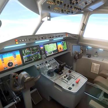 """Nuevo modelo de avión """"MA700"""""""