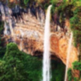 Alakara reiser, Sipi Falls, Uganda