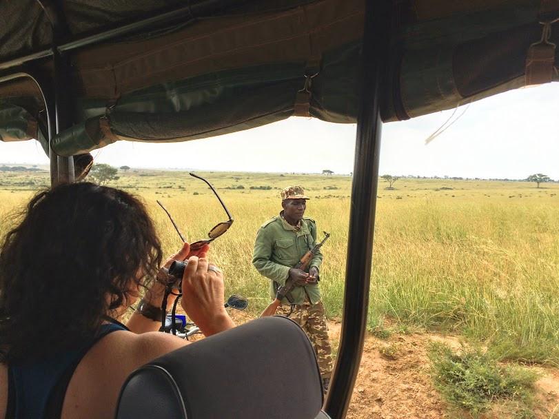 uganda, safari, uwa, ranger, alakara reiser