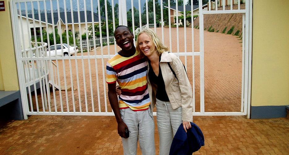 Ingeborg Sæbø Oluka, William Oluka, Alakara reiser, Uganda, gruppetur, ferie, safari
