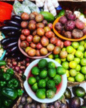 alakara reiser, frukt og grønt, marked, uganda