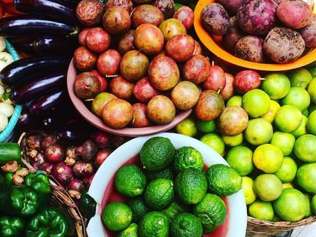 Hva spiser man i Uganda?