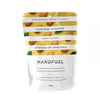 Hand Fuel Lemon Marcona Almonds